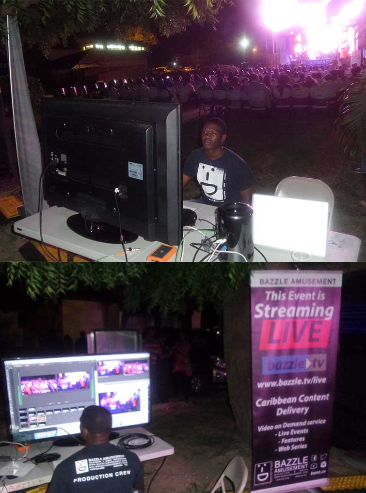 Live Streaming | Bazzle Amusement Social Communication | Jamaica